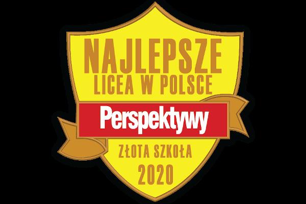 Złota szkoła 2020